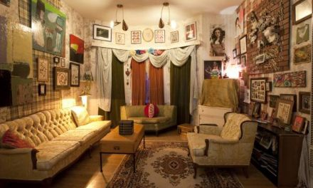 This Grandmother Built A Massive And Awesome Collection Of Art In Her House