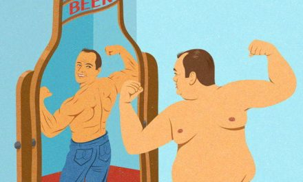 This Artist Perfectly Depicts Modern Problems As If They Were Ads From The 50s
