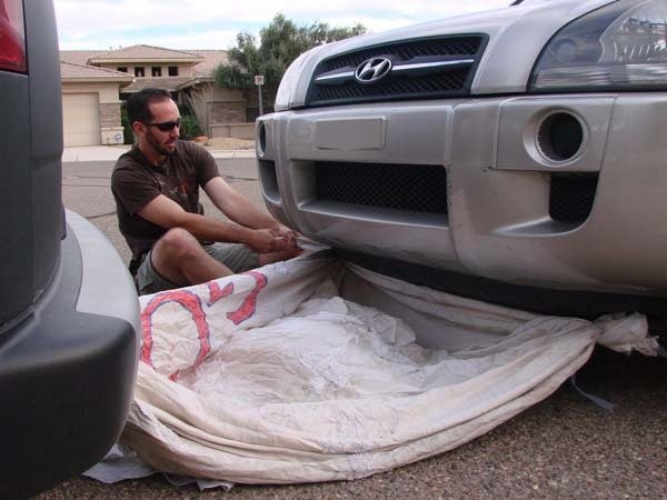 This Guy's Wife Rudely Left Him. What He Did With Her Wedding Dress Is EPIC.