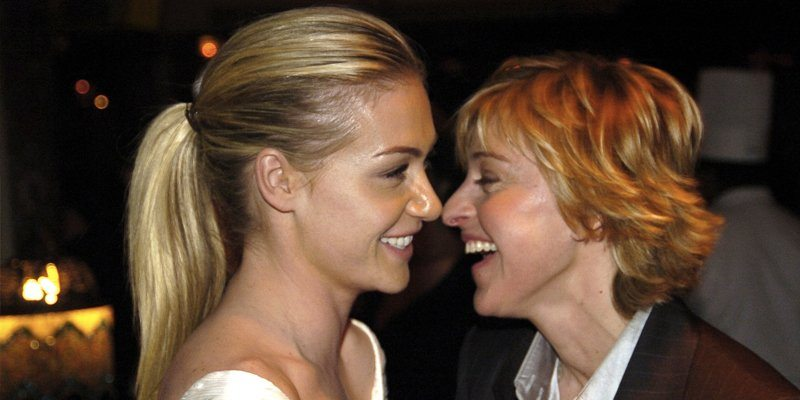 15 Lesbian Celebrities Formerly Or Still Involved With Men