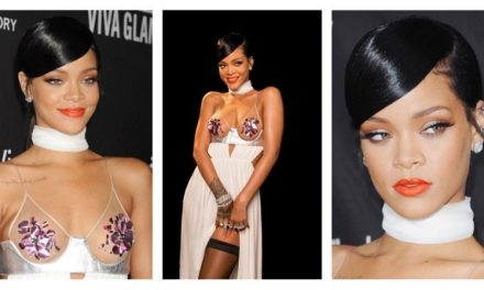 Check Out 20 Of Rihanna's Fiercest Looks