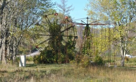 10 Captivating Abandoned Amusement Parks In The United States