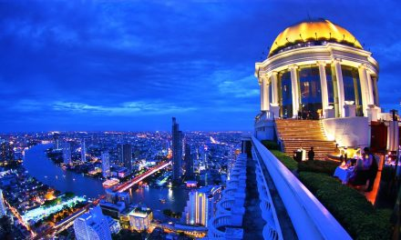 20 Rooftop Bars You Must See In Bangkok