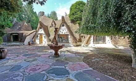 This Disney Inspired House Is Straight Out Of A Fairytale!