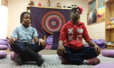 This School Doesn't Punish Students Anymore, Instead They Encourage Them To Meditate