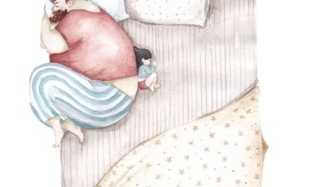 These Illustrations Of Father-Daughter Bond Are Going Viral For All The Right Reasons