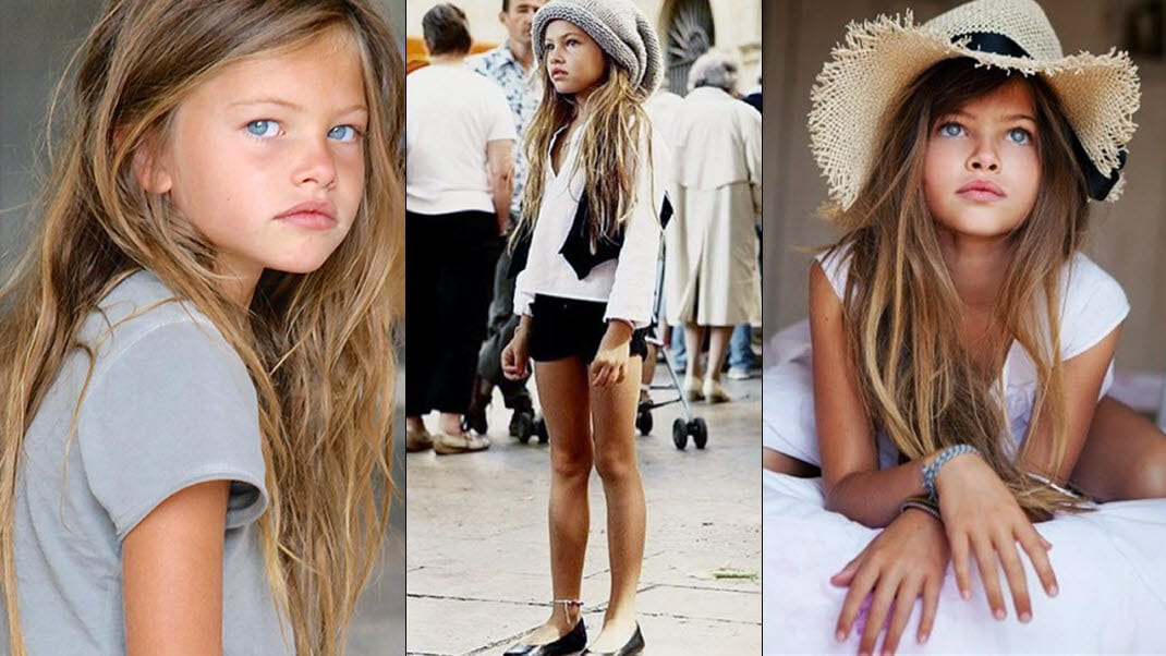 Remember Thylane Blondeau 'The Most Beautiful Girl In The World'? This Is What She Looks Like Now!