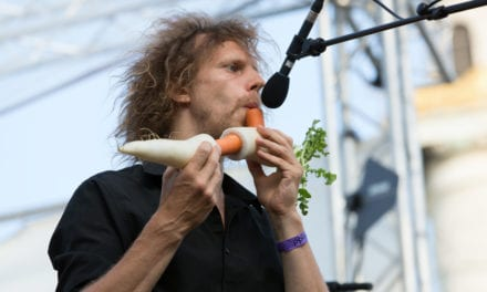 Vienna's Vegetable Orchestra Uses Actual Vegetables Instead Of Instruments And They Sound Really Good