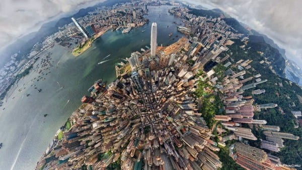 15 Breathtaking Aerial Views Of Popular Cities From Around The World