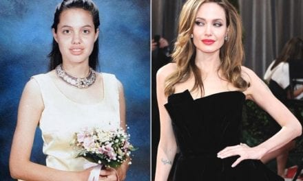 Famous People Who Are Nearly Unrecognizable In Their High School Photos