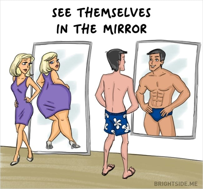 10 Hilarious Comics That Show The Difference Between Men And Women
