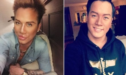 Canadian Man Spends Over $10,000 A Year To Look Like A Human Ken Doll