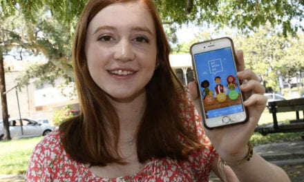 Once Bullied Teen Creates 'Sit With Us' App So Kids Can Easily Find Lunch Buddies