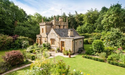 Britain's Smallest Castle Will Give You Serious Fairytale Vibes And It Can Be Your For £550,000