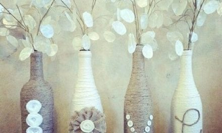 Don't Toss Out Those Empty Wine Bottles! Here Are 7  Creative Ways To Repurpose Them!
