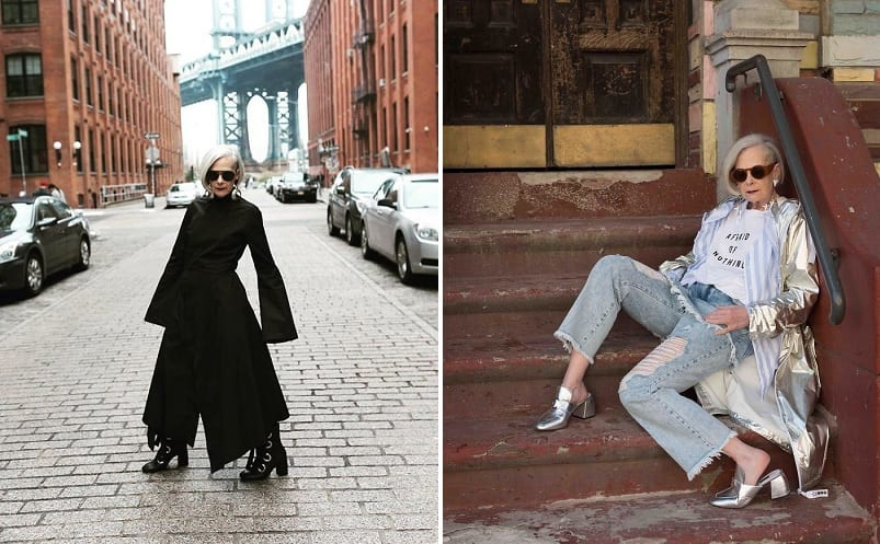 63-Year-Old College Professor Accidentally Becomes A Fashion Icon