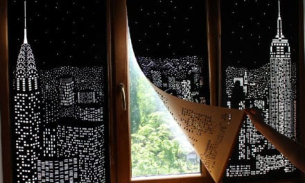 These Stylish Blackout Blinds Will Turn Any Basic Window Into A Gorgeous Skyline