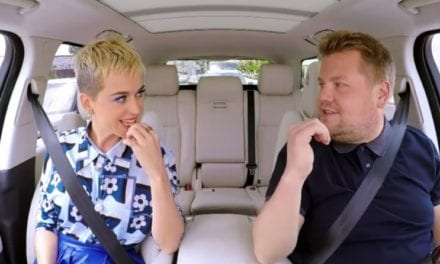 Katy Perry Joins James Corden's Carpool Karaoke And Talks About Her Beef With Taylor Swift