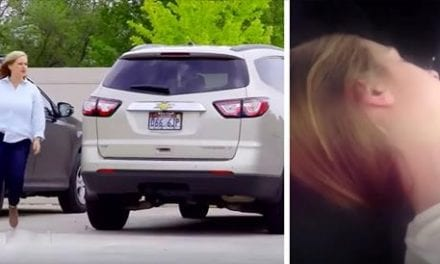 Mom Finds Daughter Sleeping In Her Car And She Refuses To Wake Until She Calls The Cops