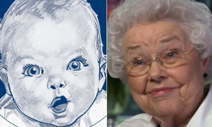 The Original Gerber Baby Anne Turner Cook Turns 90!