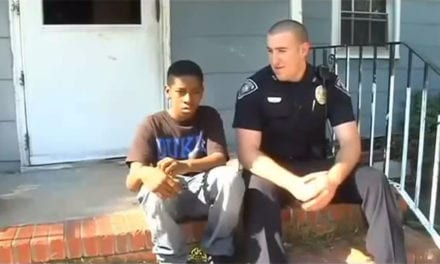 Boy Calls Officer To Tell Him That He Wants To Run Away, Instead Gets The Best Surprise Ever!
