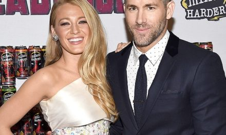 Blake Lively Just Shared A Hilarious Birthday Post For Husband Ryan Reynolds' 41st Birthday