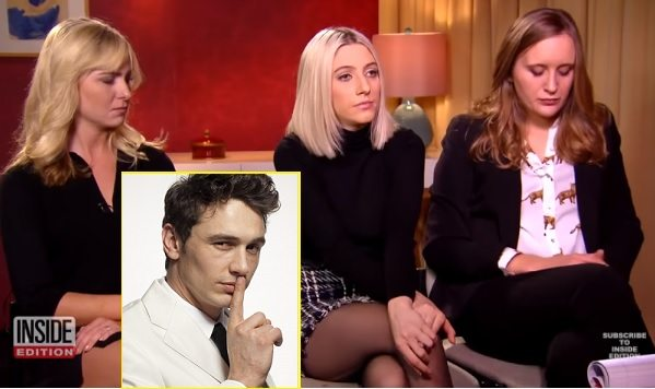 Three Women Who Accused James Franco Of Sexually Exploiting Them Speak Up And Just 'Want Him To Change'