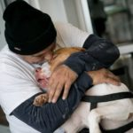 Dog Owner Leaves His Pit Bull At The Shelter But Comes Back For Him Months Later And Their Story Will Make You Cry