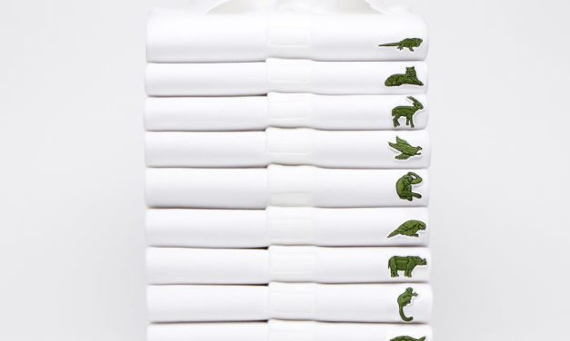 Fashion Label Lacoste Replaces Iconic Crocodile Logo With Images Of Endangered Species To Raise Awareness