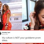 Teen Get Accused Of 'Cultural Appropriation' And 'Racism' For Wearing Traditional Chinese Dress For Prom