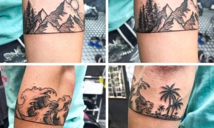 Unique Tattoos Creativity That Giving Rise To New Art Form
