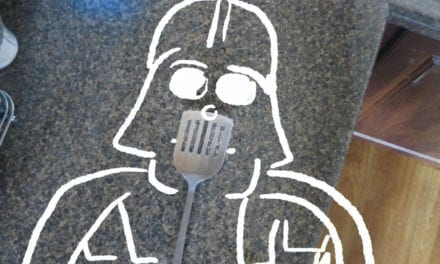 Artist Made An Art With Kitchen Appliances And Created ( Star Wars Characters) Which Is Really Funny